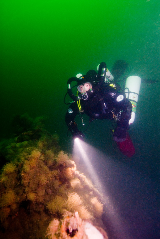 New York Wreck Diving