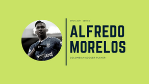 SPOTLIGHT SERIES: ALFREDO MORELOS