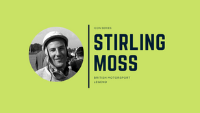 ICON SERIES: SIR STIRLING MOSS