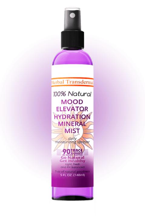 Mood Elevator Hydration Mineral Mist, 5oz