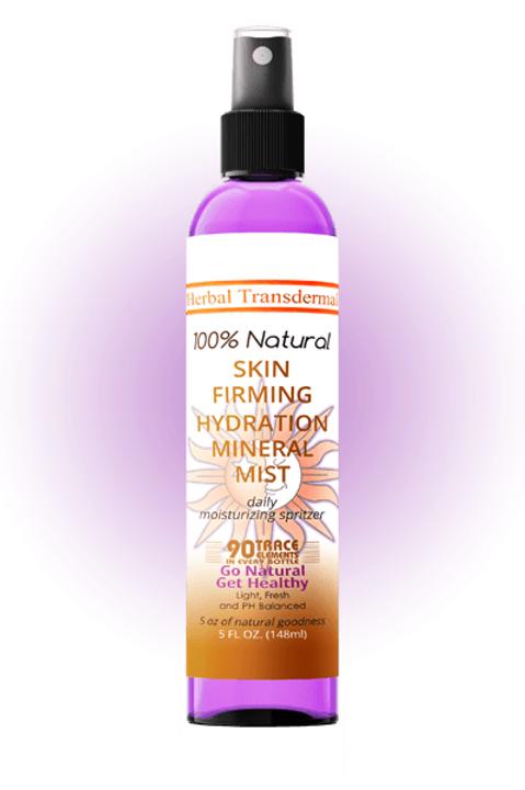 Skin Firming Hydration Mineral Mist, 5oz