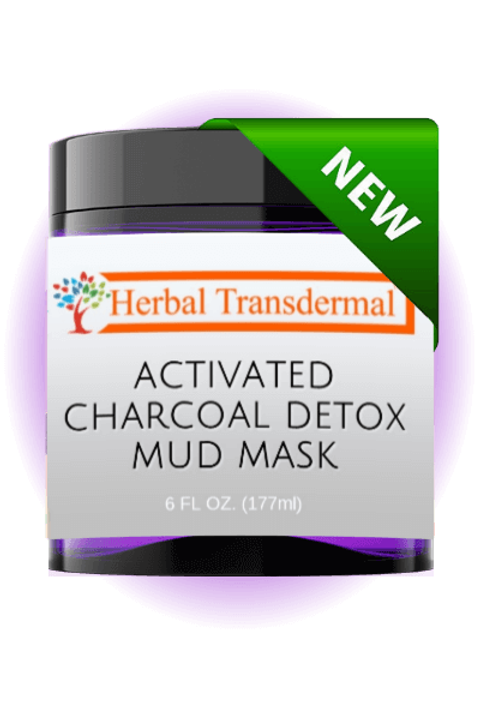Activated Charcoal Mud Mask, 8oz