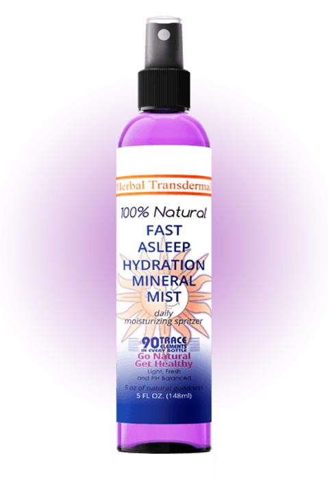 Fast Asleep Hydration Mineral Mist, 5oz