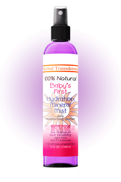 Baby's First Hydration Mineral Mist, 5oz
