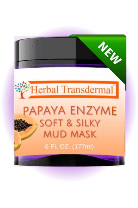 Papaya Enzyme Soft & Silky Mud Mask