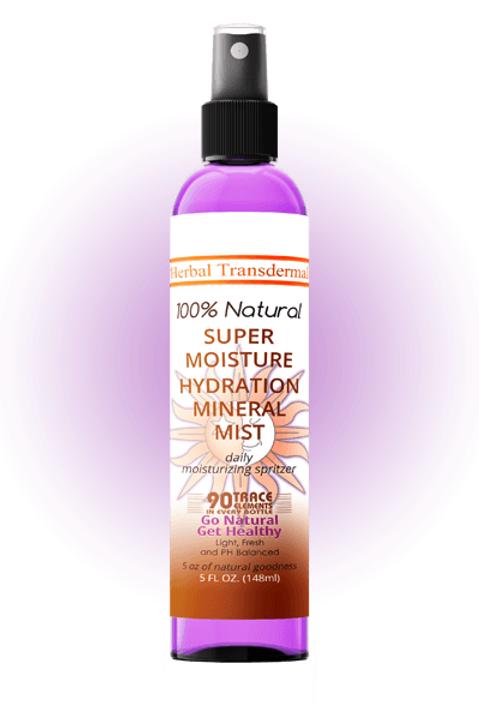 Super Moisture Hydration Mineral Mist, 5oz