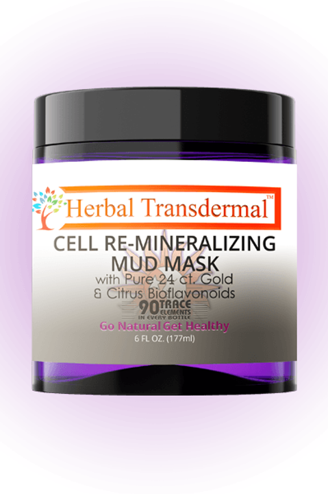 Cell Re-Mineralizing Mud Mask, 8oz