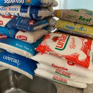 Doação Terraço Gastrobar 33kg de alimentos