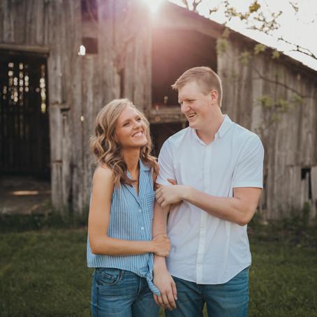 Holden & Sophie Engagement