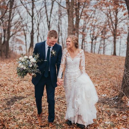 Holden and Sophia Wedding