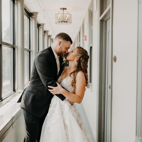 Tanner & Chandelle Wedding