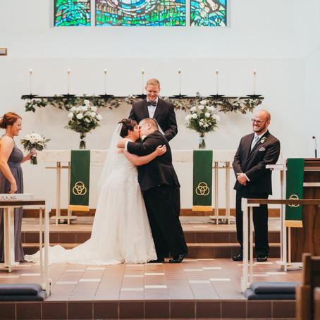 Brian and Kristen Wedding