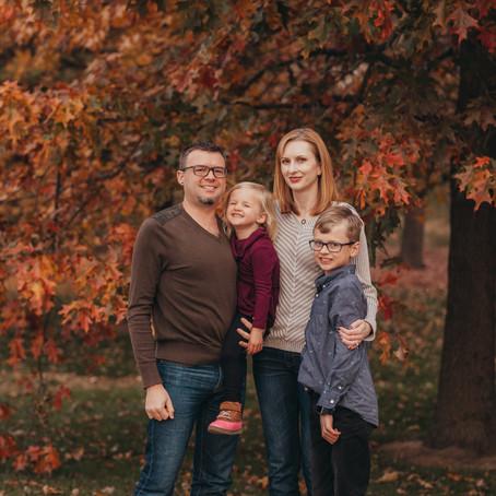 Stevenson Family