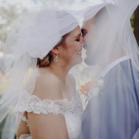 Trevor & Carolyn Wedding