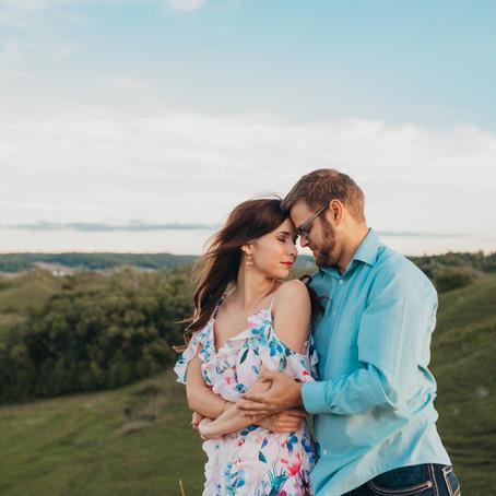Christine & Drew Engagement