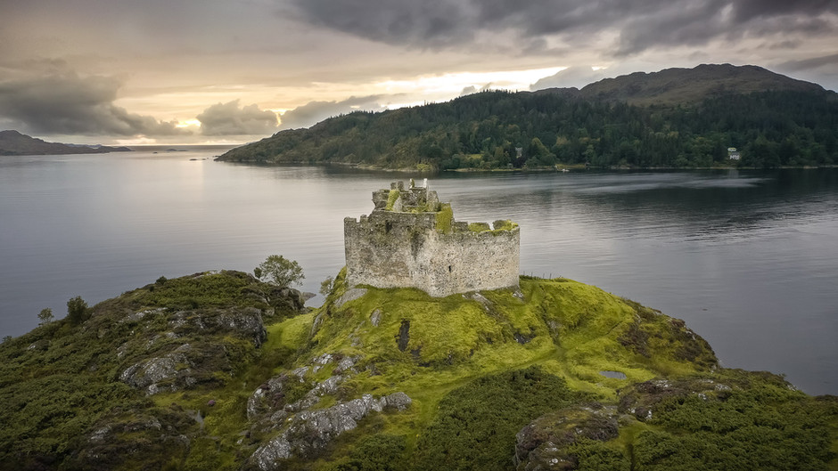 Tioram Castle: One of The Scottish Highland's Great Beauties