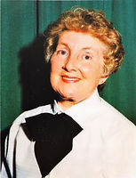 Betty Richards founder of FMS