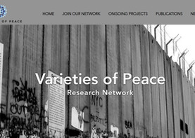 Varieties of Peace Research Network looking for members!