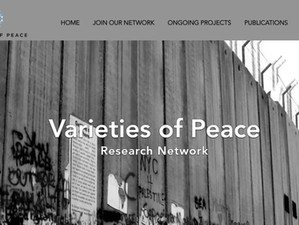 Varieties of Peace Research Network looking for members!