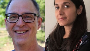 Visiting researchers Lars Waldorf and Daniela Lai join the Varieties of Peace team