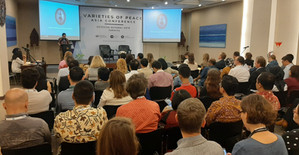 First major international Varieties of Peace conference inaugurated in Jakarta
