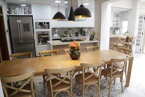 Ambiente KATRINA cadeira e banqueta 1