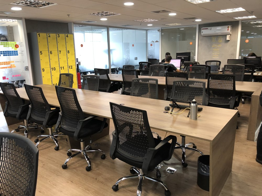 Ambiente Office SINGAPURA 2