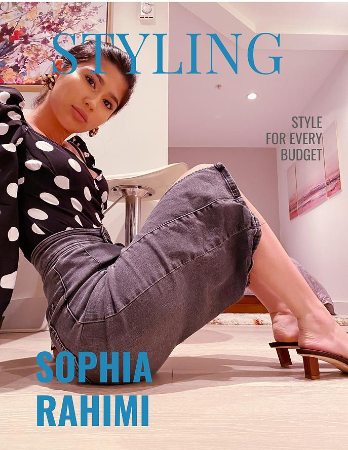 Modern Woman Fashion Magazine Cover