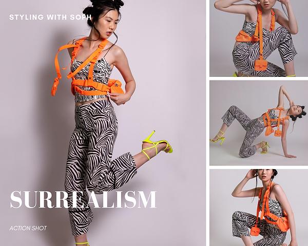 Woman Minimalist Fashion Photo