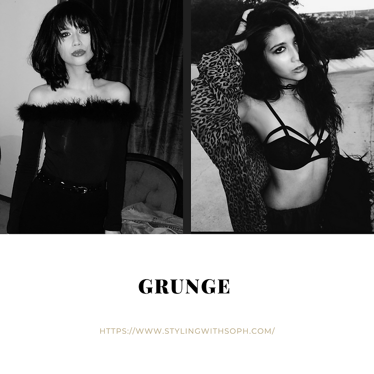 Black & White Winter Fashion