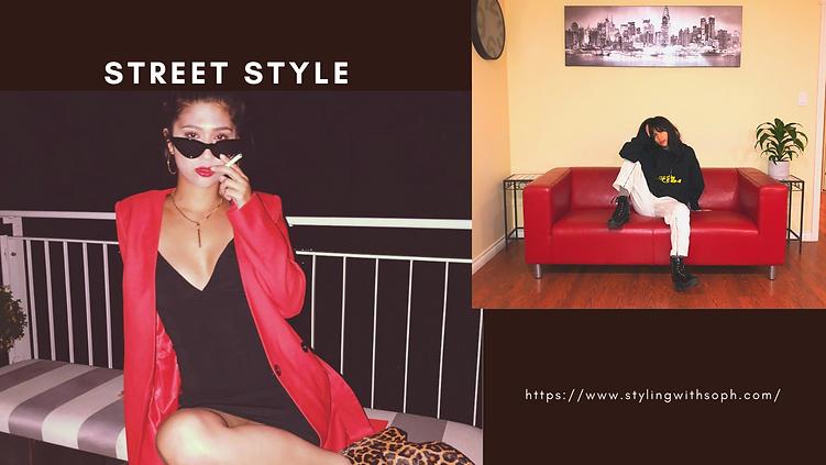 Orange Hipster Fashion Facebook Cover