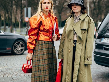 THE TRENDY TIMELESS TRENCH