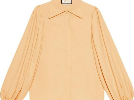 Puffy Sleeves are Back!