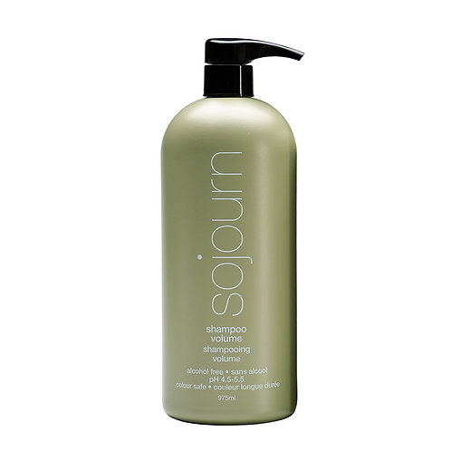 Shampoo Volume (Litre) – For Fine or Thinning Hair