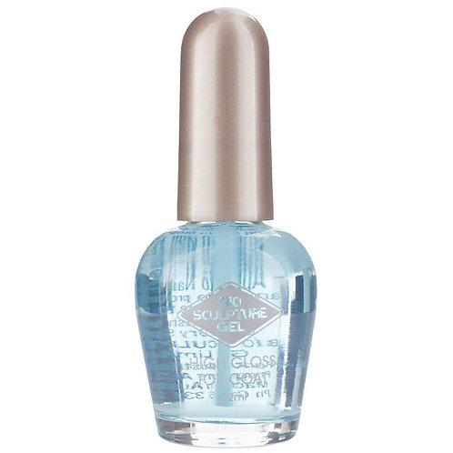 High Gloss Top Coat Blue 12ml