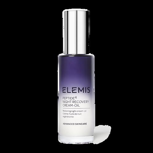 Peptide4 Night Recovery Cream-Oil 30ml