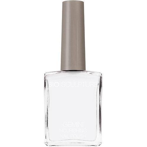 Gemini Nail Polish - No.1 - French White