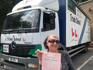 Caroline Bowler passed her Mod 4 CPC today FIRST TIME!