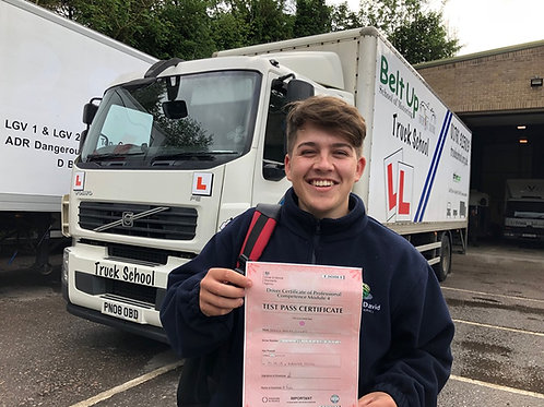 DVSA Module 4 Practical CPC Training and Test