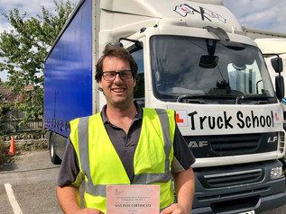Dave Ryder passed his Mod 4 CPC test FIRST TIME!