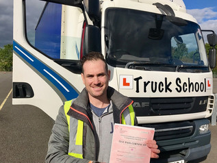 Lee Ross passed his Mod 4 CPC today!