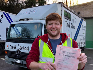 Callum Davies took and passed his Mod 4 CPC FIRST TIME!