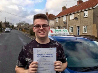 🔴 TEST PASS! 🔴  Brady Gill passed his driving test after an agonising wait!