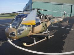 G-BXRS Westland Scout 5