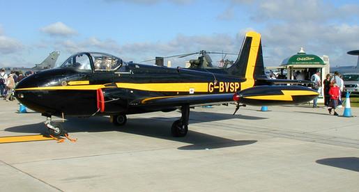 Jet Provost G-BVSP Jet Provost Mk. 3