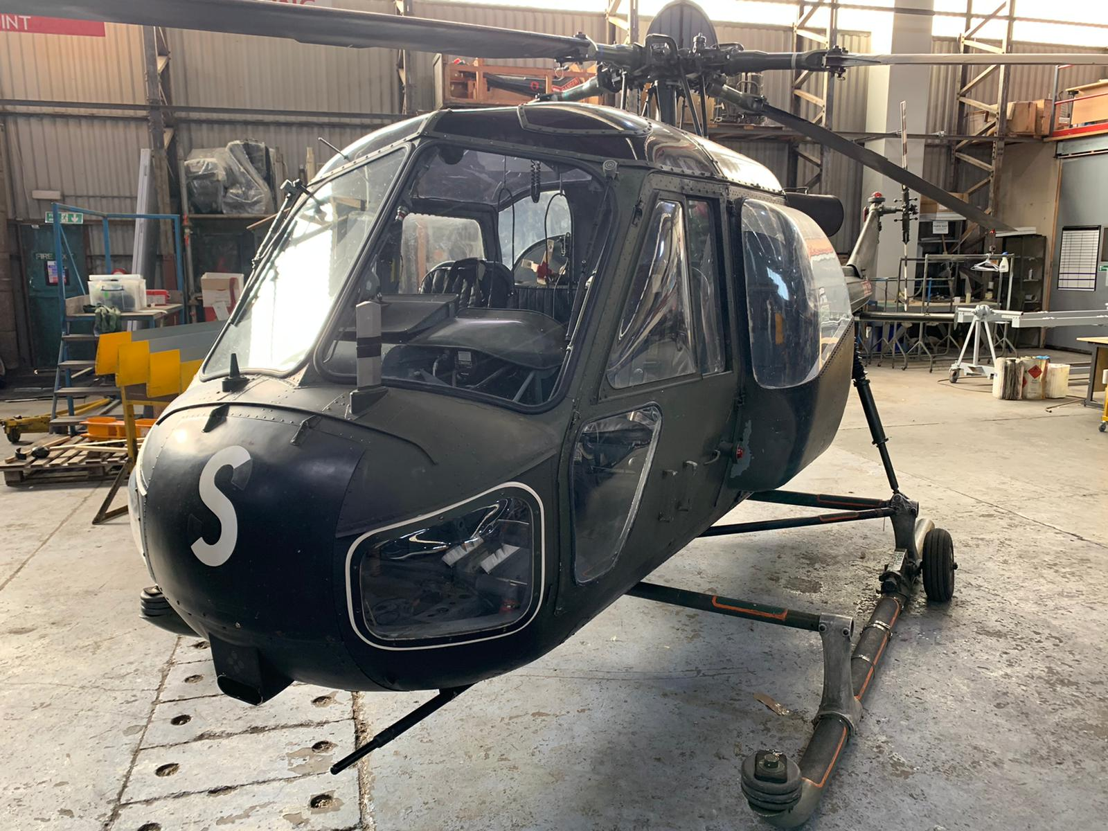 G-SASM Westland Scout For Sale