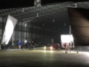 Filming, North Weal Airfield, Hangar, Studio, Car Filming, Advert Filming