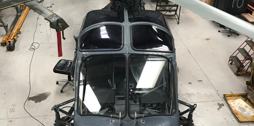 G-BYCX - Westland Wasp For Sale