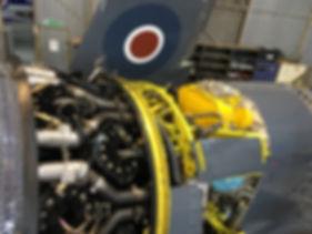Hawker Sea Fury, Centaurus Engine, Radial Engine, Piston Engne