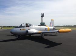 G-BXLO - Jet Provost Aircraft